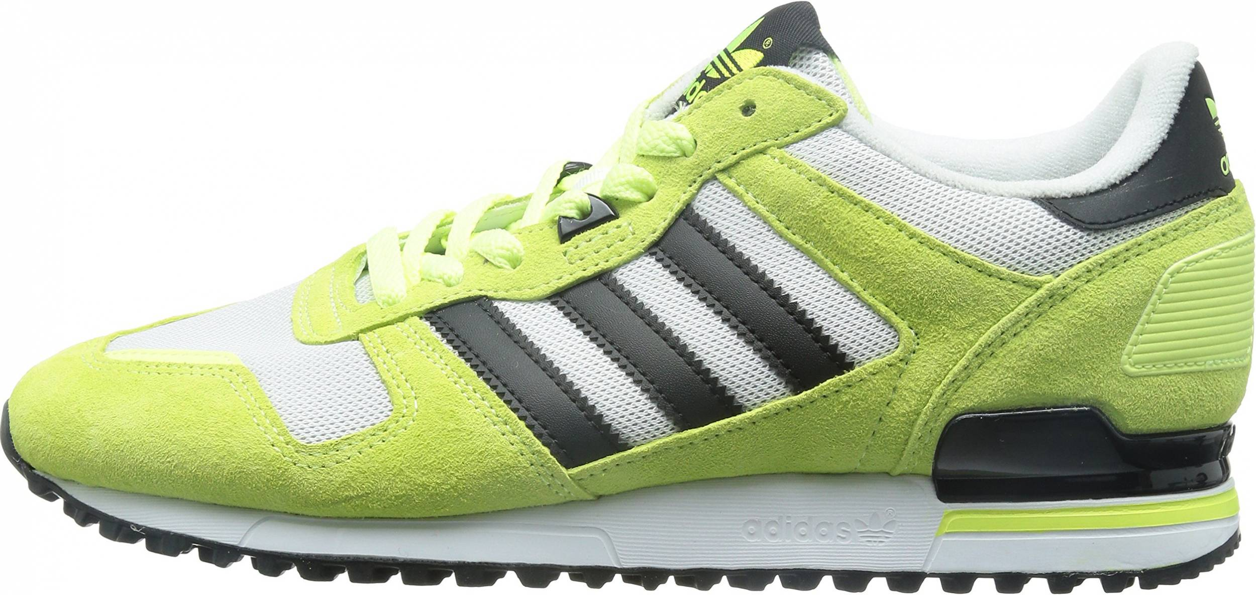 Adidas ZX 700 sneakers in green | RunRepeat