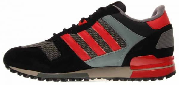 Adidas ZX 700 - Black/Tomato Green Earth