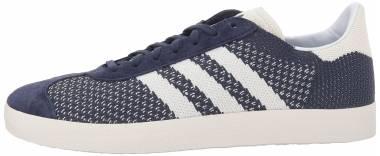 Adidas Gazelle Primeknit - Blue