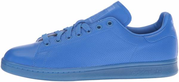 super popular ba1e7 524f8 Adidas Stan Smith Adicolor Blue