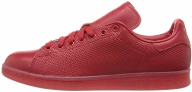 Adidas Stan Smith Adicolor - Red (S80248)