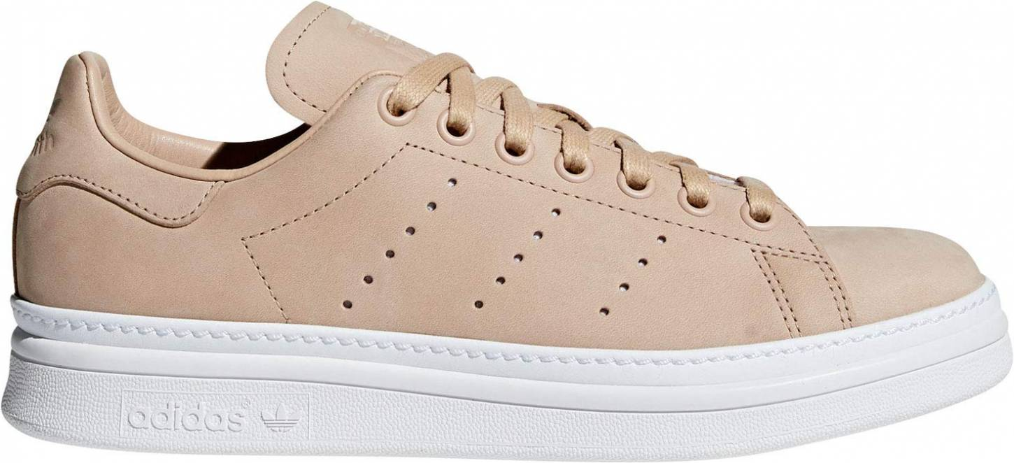 Adidas Stan Smith Bold sneakers in white (only $100) | RunRepeat