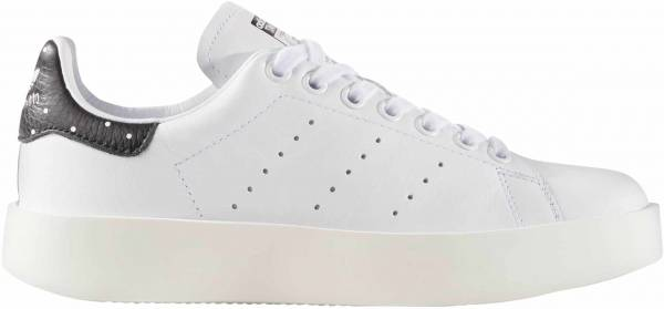 adidas stan smith bold rosa in pelle