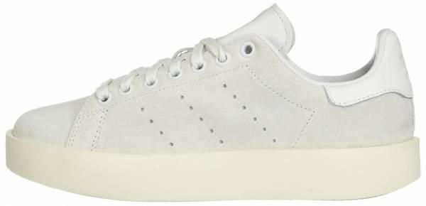 Adidas Stan Smith Bold - Crystal White/Crystal White/Off White
