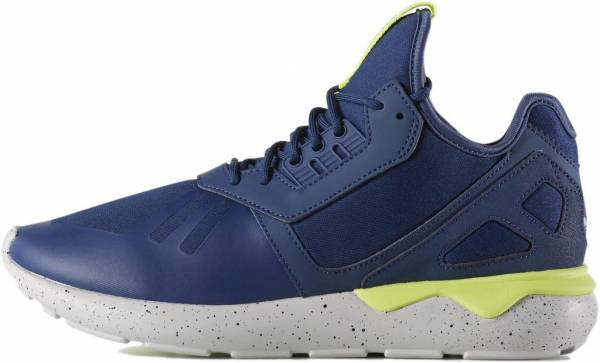 Adidas Tubular Runner Navy Blue/Gray/Yellow