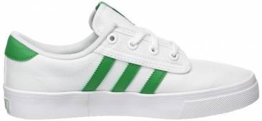 Adidas Kiel - White Ftwwht Green Ftwwht Ftwwht Green Ftwwht (CQ1091)