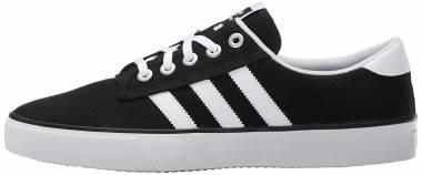 Adidas Kiel - Black/White/Carbon Grey