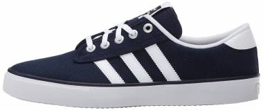 Adidas Kiel - Blue Colligiate Navy White Carbon