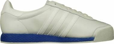 Adidas Samoa Leather - Blue-White