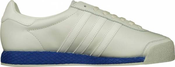Adidas Samoa Leather Bianco
