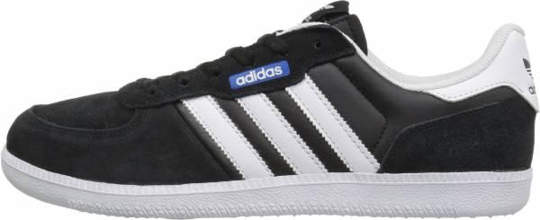 Adidas Leonero Black/White/Blue Bird