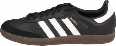 Adidas Samba OG Core Black-ftwr White-gum5 Men