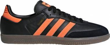 Adidas Samba OG Black Orange Gold Men
