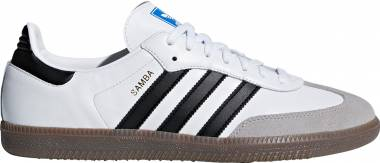 Adidas Samba OG - Elfenbein Ftwr White Core Black Clear Granite