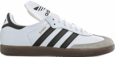 Adidas Samba OG Weiß (Footwear White/Core Black/Gum) Men