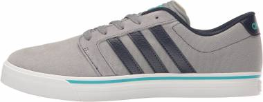 Adidas Cloudfoam Super Skate Grey/Navy/Energy Blue Men