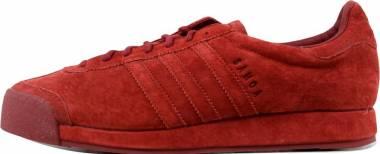 Adidas Samoa Vintage - Red