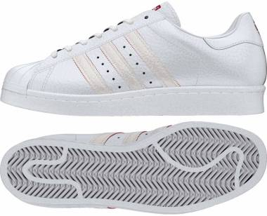 designer fashion 2018 sneakers well known Adidas Superstar 80s CNY