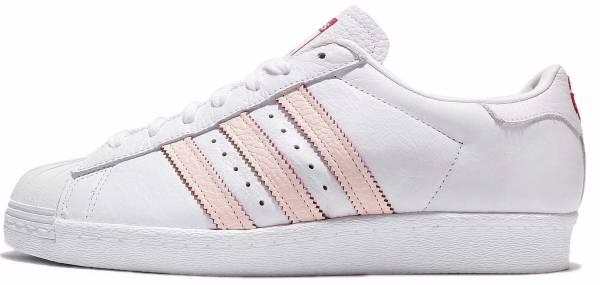 Adidas Superstar 80s CNY - White