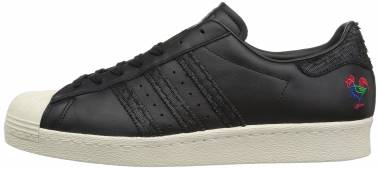 Adidas Superstar 80s CNY - Black (BA7778)