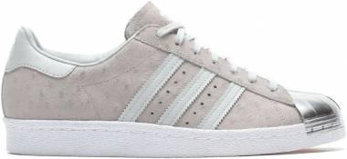 Adidas Superstar 80s Metal Toe - Grey