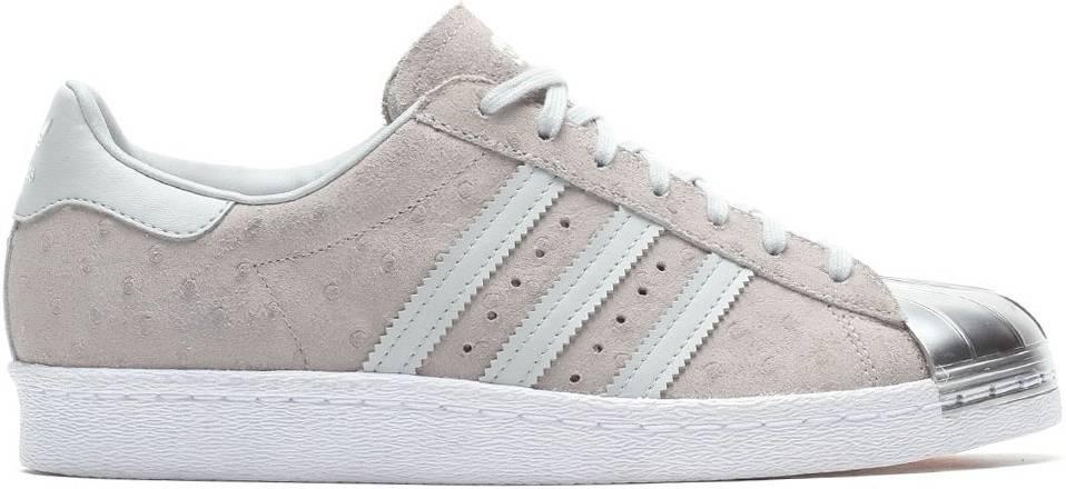 Exponer pétalo Profesor de escuela  Adidas Superstar 80s Metal Toe sneakers in white (only $40) | RunRepeat
