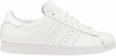 Adidas Superstar 80s Metal Toe - White (S76540)