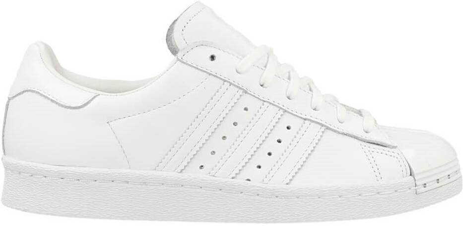 Adidas Superstar 80s Metal Toe sneakers in white (only $50 ...