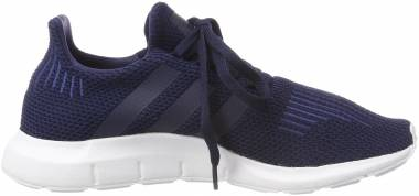 Adidas Swift Run - Blue Collegiate Navy Collegiate Navy Ftwr White Collegiate Navy Collegiate Navy Ftwr White (B37727)