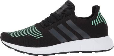 Adidas Swift Run - Mehrfarbig Core Black Utility Black F16 Ftwr White