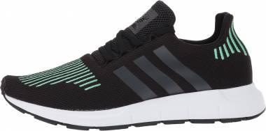 Adidas Swift Run Black/Utility Black/White Men