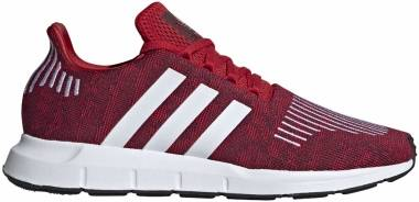 Adidas Swift Run - Maroon/Ftwr White/Scarlet (EF5440)