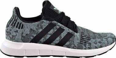 Adidas Swift Run - Easy Mint/Core Black/Cloud White (EE4440)