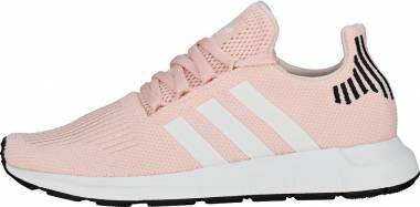 Adidas Swift Run - Ice Pink/White/Black (B37681)