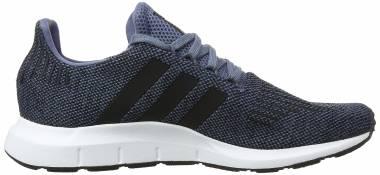 Adidas Swift Run - BLUE//BLACK-WHITE