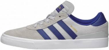 Adidas Busenitz Vulc - Grigio Lgsogr Croyal Ftwwht Lgsogr Croyal Ftwwht (CQ1166)