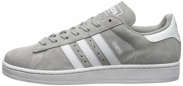 Adidas Campus 2 Solid Grey/Running White/Solid Grey