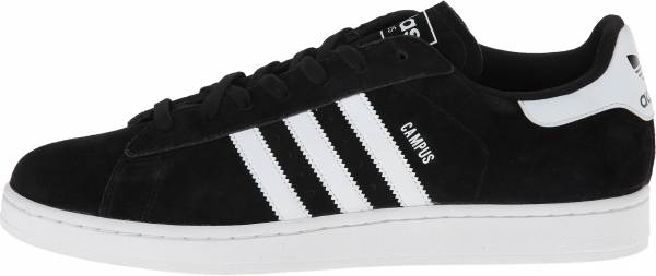 Adidas Campus 2 - BLACK/WHITE/BLACK (B26154)