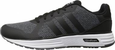 Adidas Cloudfoam Flyer Onix/Black/Matte Silver Men