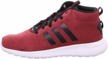 Adidas Cloudfoam Lite Racer Mid - Red