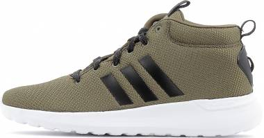 Adidas Cloudfoam Lite Racer Mid - Olive