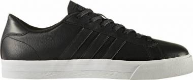 Adidas Cloudfoam Super Daily Leather CBLACK/CBL Men