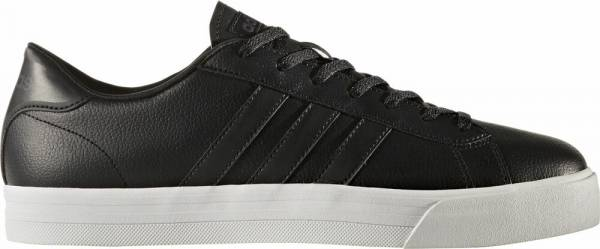 Adidas Cloudfoam Super Daily Leather CBLACK/CBL