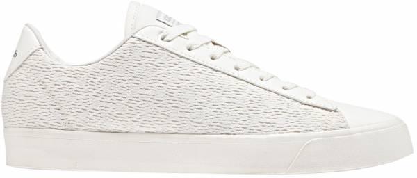 Adidas Cloudfoam Daily QT Clean - White Chalk White Chalk White Matte Silver (DB1738)