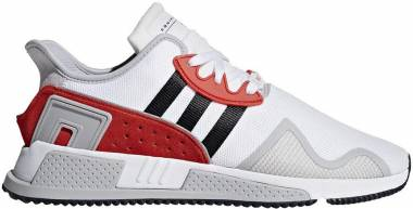 Adidas EQT Cushion ADV - White/Black/Red (BB7180)