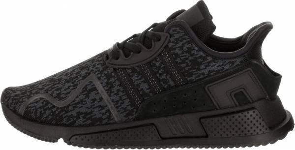 hot sales 43e23 7e3ab Adidas EQT Cushion ADV Black