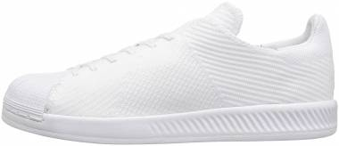 Adidas Superstar Bounce Primeknit - White