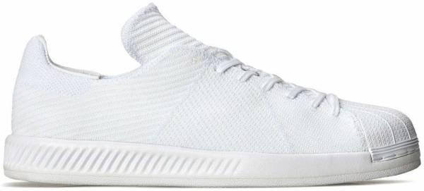adidas superstar bounce blanche