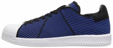 Adidas Superstar Bounce Primeknit - Blue (S82242)