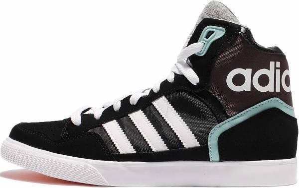 Adidas Extaball - Black/White/Green